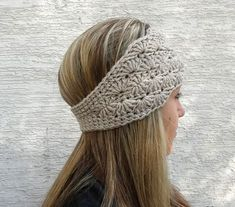 free-crochet-headband-ear-warmer-crochet-ear-warmer-headband-womens-winter-crochet-headband Knitting PatternsKnitting For KidsCrochet PatternsCrochet Scarf Bandeau Crochet, Crochet Headband Free, Crochet Beanie, Free Crochet, Knit Crochet, Crochet Diagram, Crochet Winter, Knitted Headband, Crotchet