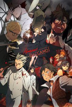 Haikyuu x Baccano | Anime crossover