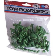 ORIGINAL AJ'S TOY BOARDERS 2 - Skateboarders Figurines – Finger in the nose