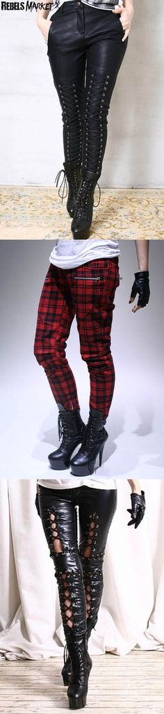 Shop punk rock pants at RebelsMarket.