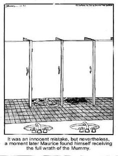 Gary Larson The Far Side. He is a genius, and this cartoon is one of my favorites! Far Side Cartoons, Far Side Comics, Funny Cartoons, Haha Funny, Hilarious, Funny Stuff, Funny Things, Funny Jokes, Random Stuff