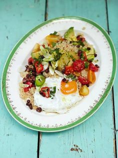 South American Style Brunch  - Jamie Oliver