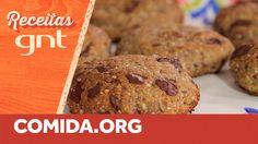 Receita de cookie vegano da Tati Lund