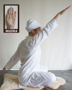 Esta serie en Español de Kundalini Yoga ejercicio para reconstruir la estructura molecular de tu cuerpo.