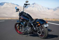 Harley Davidson Street Bob Limited Edition 2013