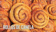 Rollos de Canela - Cinnamon Rolls