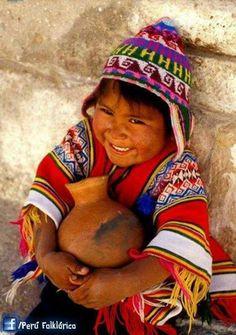 """""""Este es mio"""" de Cuzco, Perú"""