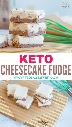 Keto Diet snack che ti aiuter a perdere peso Low Carb Brownie Recipe, Keto Fudge, Keto Brownies, Keto Cheesecake, Mocha Cheesecake, Ketogenic Desserts, Low Carb Desserts, Keto Snacks, Ketogenic Diet