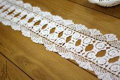 Crochet so beauty long tablecloths