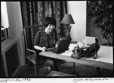 Amy Tan and Bubba Zo. I had the pleasure of meeting Bubba Zo, once, at a bookstore reading for The Hundred Secret Senses.