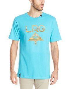 8543fc44430e5 Amazon.com  LRG Men s Nomadic Addict Tree T-Shirt  Clothing