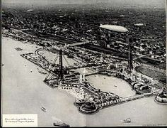 Sky-Ride Chicago World's Fair, 1934