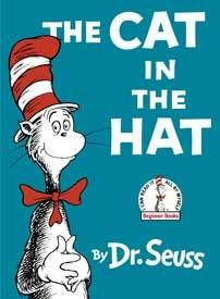 Who doesn't just love reading The Cat In The Hat.