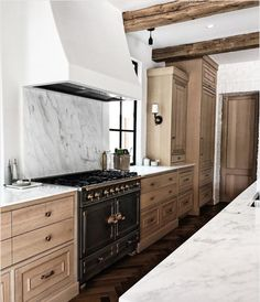 Dark, light, oak, maple, cherry cabinetry and cherry wood kitchen cabinets cheap. CHECK THE PIC for Lots of Wood Kitchen Cabinets. Modern Kitchen Cabinets, Modern Farmhouse Kitchens, Kitchen Cabinet Design, Interior Design Kitchen, Kitchen Countertops, Home Kitchens, Kitchen Wood, Quartz Countertops, Small Kitchens