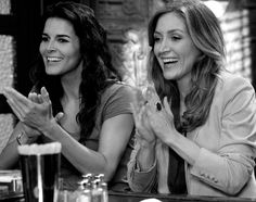Sasha Alexander Fans Page Liked · 10 hrs ·    Happy tuesday - don´t worry, friday is coming wink emoticon *SASHA & ANGIE*