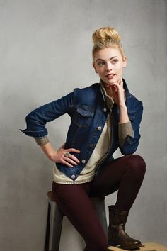 Gingersnap Jean Jackets - These are super cute and come in sizes small-xl         Ginger snap jewelry & accessories