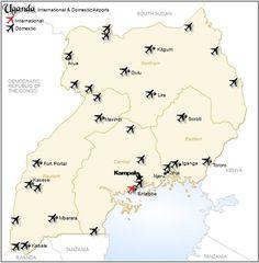 Uganda Airports