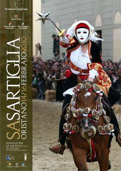 #Oristano 14/16 febbraio 2010 #Sartiglia