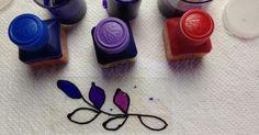 Crea tus propias lacas vitrales para hacer coloridos proyectos. ¡Sigue este completo tutorial!