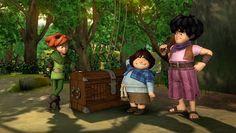 InfoAnimation.com.br: Novo desenho animado de 'Robin Hood' chega ao Brasil