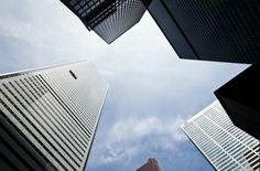 Toronto Financial District (Mark A. Cadiz, Skyscraper, Toronto, Building, Skyscrapers, Buildings, Construction, Architectural Engineering