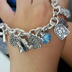 Charm Bracelet From James Avery Jewelry Not Mine But Have Been Building One For Years