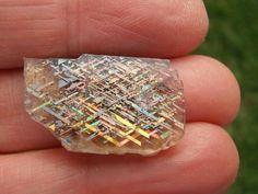 Rainbow Lattice Sunstone from Mud Tank in the Northern Territory, Australia