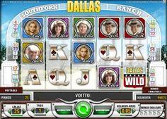Dallas slot game