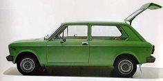 Fiat 128 Panorama