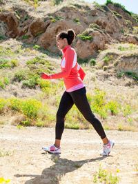 Weight-Loss Walking Routines That Work.  Burn calories walking #weightloss #fitness