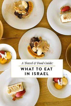 israel food
