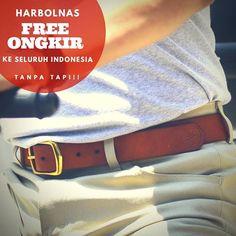 BRAVE YOUR SELF HARBOLNAS IS COMING.  Manfaatkan free ongkir ke seluruh Indonesia. Tanpa tapi Tanpa kecuali Dari Sabang sampai Merauke. HANYA ADA 3 SABUK FREE LEATHER BALM FREE ONGKIR!!!!!!  In frame: Mustang Belt Length: 120 cm Width: 38 cm Thickness: 04 cm (4 mm)   #sabuk #ikatpinggang #strap #leatherstrap #leatherbelt #safetybelt #sabukkulit #sabukkulitasli #ikatpinggangkulit #denim #gesper #jeans #handmade #leathergoods #leathercraft #handycraft Bangles, Bracelets, Hermes, Belt, Inspiration, Instagram, Fashion, Belts, Biblical Inspiration