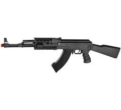 Rifle Airsoft AK47 Tactical FSV Elétrica