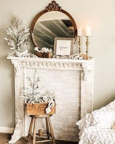 Most up-to-date Photographs faux Fireplace Mantels Concepts – Farmhouse Fireplace Mantels French Country Rug, French Country Bedrooms, French Country Decorating, French Country Fireplace, Farmhouse Fireplace, Faux Mantle, Faux Fireplace Mantels, Fireplace Makeovers, Stone Fireplaces