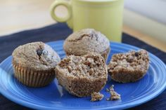 Need A Muffin That Will Fill You Up? Check out this Bran Muffin - 4 PP