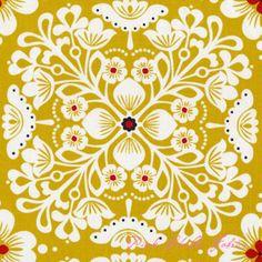 Great fabric website.  Michael Miller Fabrics Pippa Citron
