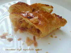 Il sapore in una parola... | I Dolci di Pinella Strudel, Yummy Food, Delicious Recipes, Apple Pie, French Toast, Chocolate, Breakfast, Desserts, Tv