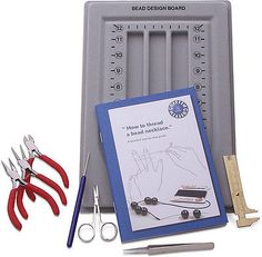 Pliers Cutters and Shears 34085: Beading Kit -> BUY IT NOW ONLY: $42.83 on eBay!