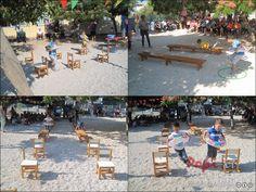 Καλοκαιρινή γιορτή με ομαδικά παιχνίδια Birthday Games, Group Activities, Party Time, School Ideas, Dolores Park, Street View, Party Ideas, Education, Projects