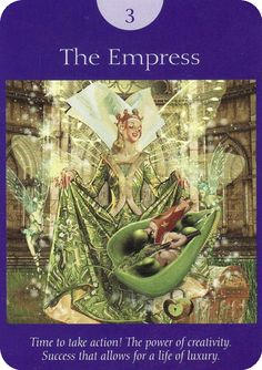 Tuesday, 4 April 2017 - The Empress