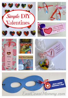 The website has THE BEST Valentine's Day ideas!