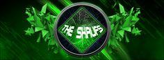 #TheSkrufs #green #awesome #facebookcover #digitalart #logo