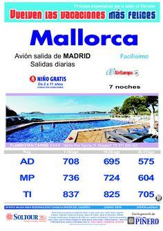 MALLORCA, 5ªEdición Las vacaciones mas felices, Hotel Flamboyan Caribe, salidas desde Madrid - http://zocotours.com/mallorca-5aedicion-las-vacaciones-mas-felices-hotel-flamboyan-caribe-salidas-desde-madrid/