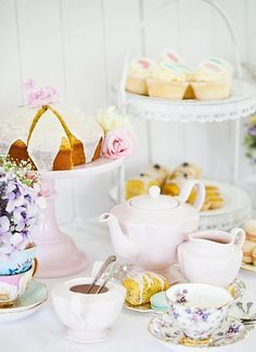 High Tea fit for a Queen