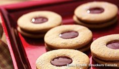 Jam Sandwich Cookie Recipe