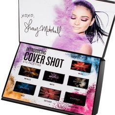 Tons de Shay - Queridinha de Pretty Little Liars, Shay Mitchell lança palhetas de sombra com a Smashbox
