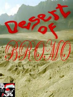 Comic Book DESERT OF BROMO