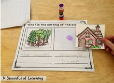 One of my favorite units during the year are my Fairy Tale Units. I just love reading the classic fairy tales that I remember my teacher rea...