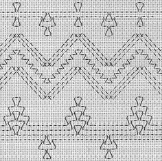 Cross Stitch Patterns, Needlepoint charts and more at AllCrafts! Cross Stitching, Cross Stitch Embroidery, Embroidery Patterns, Hand Embroidery, Cross Stitch Patterns, Free Swedish Weaving Patterns, Swedish Embroidery, Monks Cloth, Weaving Techniques
