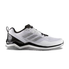 These men s adidas training shoes pair a breathable mesh upper with a  pyramid-pattern outsole that delivers ground-gripping traction on turf. f842130c626